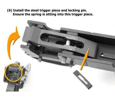 A&K SVD Steel Trigger Set