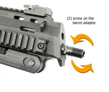 MP7 (T. Marui) Barrel Adapter, + M14