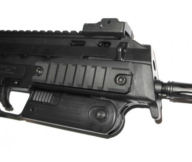 MP7 (Umarex'VFC 2014') Rails
