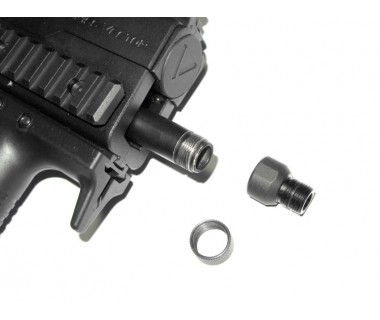 Kriss Vector (KWA) Barrel Adapter, + M14