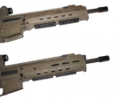 Masada (KWA, Magpul) Bottom Rail