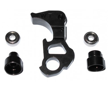 Masada (KWA, Magpul) CNC Hardened Steel Enhanced Hammer (Stainless Steel Roller)