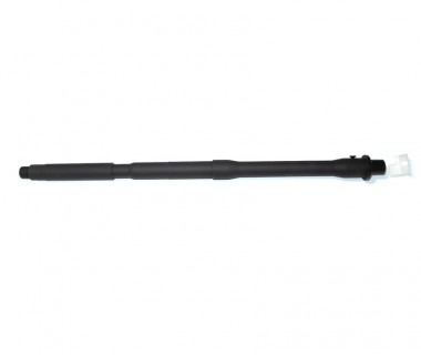 "M4 (T.Marui) 16"" Aluminium Outer Barrel (DD wording) (No gas block pin groove)"