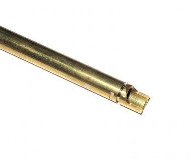 "M4 (T.Marui) Ø6.03 Copper Inner Barrel (268mm) for GBB 10.5"" barrel"