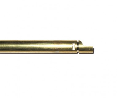 "M4 (T.Marui) Ø6.03 Copper Inner Barrel (420mm) for GBB 10.5"" barrel + QD Silencer"
