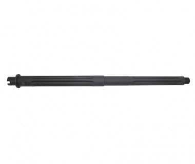 "M4 (T.Marui) 14.5"" Aluminium Fluted Outer Barrel (No gas block pin groove)"