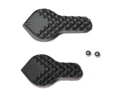 SCAR-H (WE) CNC Selector Button S style (L-Short, R-Long)