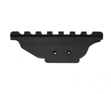 AK 74U (WE) CNC Rear Sight Rail