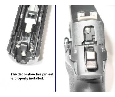 P226 (T.Marui) Decorative Fire Pin Set