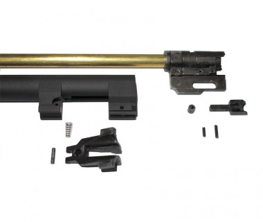 93R-II (KSC-System 7) Silencer & Barrel set (6.03 inner barrel x 327mm)
