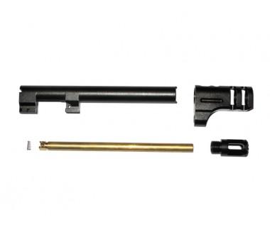 92F/M9A1 (KSC-System 7) Aluminium Outer Barrel & Compensator Set