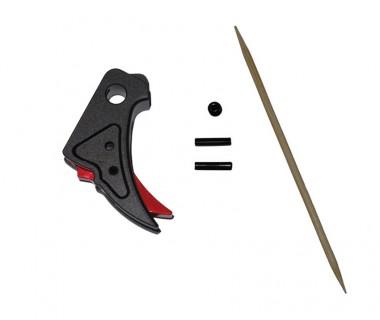 Glock Tactical Trigger A (Black-Red) (T.Marui, WE)