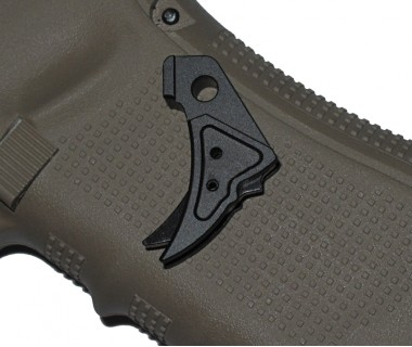 Glock Tactical Trigger A (Black-Black) (T.Marui, WE)