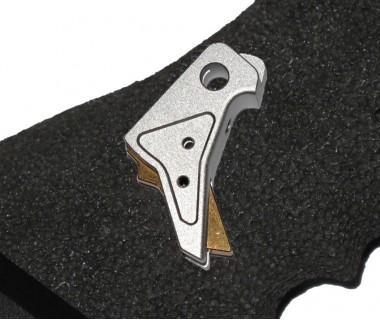 Glock Tactical Trigger B (Silver-Gold) (T.Marui, WE)