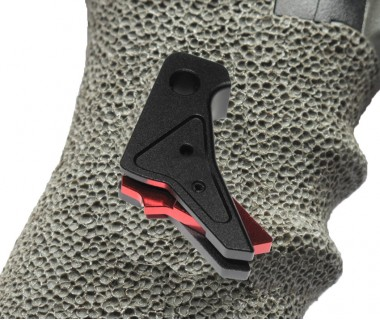 Glock Tactical Trigger B (Black-Red) (T.Marui, WE)