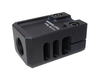 Glock (T.Marui) CNC Aluminium 3-Cut A-style Comp