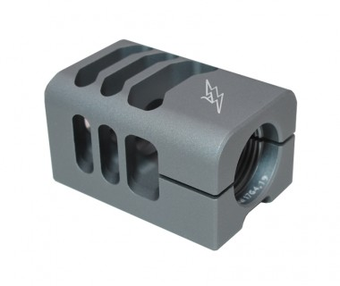 Glock (T.Marui) CNC Aluminium 3-Cut A-style Comp Titan