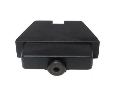 Glock 17 Gen4, 17, 19, 34 (T.Marui, WE) CNC Aluminium High Rear Sight