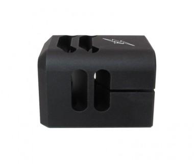 Glock (T.Marui) CNC Aluminium 2-Cut A-style Comp Black