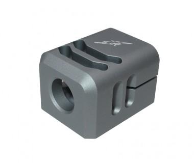 Glock (T.Marui) CNC Aluminium 2-Cut A-style Comp Titan