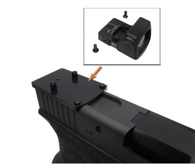 Glock series (T.Marui, WE) CNC Aluminium RMR Mount