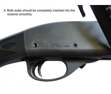 Heavy Receiver Rail for M870 (T.Marui) Tactical Shotgun