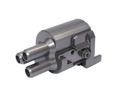 KSG (T.Marui) CNC 6063 Aluminium Top Gas Loading Nozzle