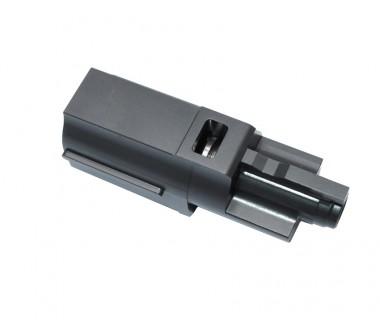 MP9 (KSC-System 7) CNC 6063 Aluminium CQB Loading Nozzle
