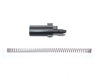 MP7 (T.Marui) CNC 7075-T6 Aluminium Top Gas Loading Nozzle & Recoil Spring