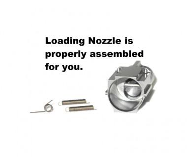 MP9 (KSC-System 7) CNC 7075-T6 Aluminium CQB Loading Nozzle set