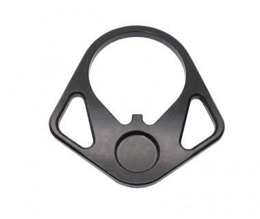 M4 (T.Marui) CNC Steel Diemaco Sling Plate