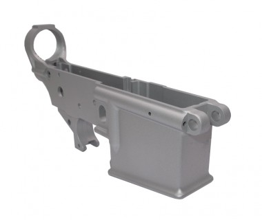 M4 (T.Marui) CNC 7075-T6 M16A1 Blank Lower Receiver