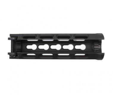 MP5 (WE) CNC 6063 Aluminium KE style Key-mod