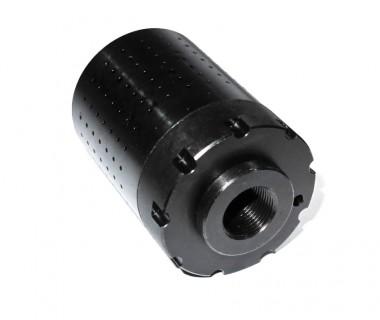 CQB Muzzle Brake (+M14, steel, Fired)